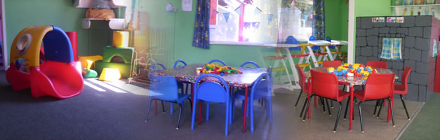 Facilities at ABC Day Nursery